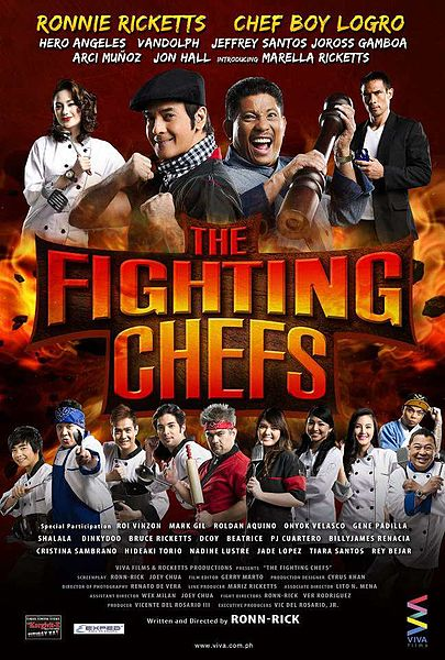 The-Fighting-Chefs ronnie ricketts bakbakan
